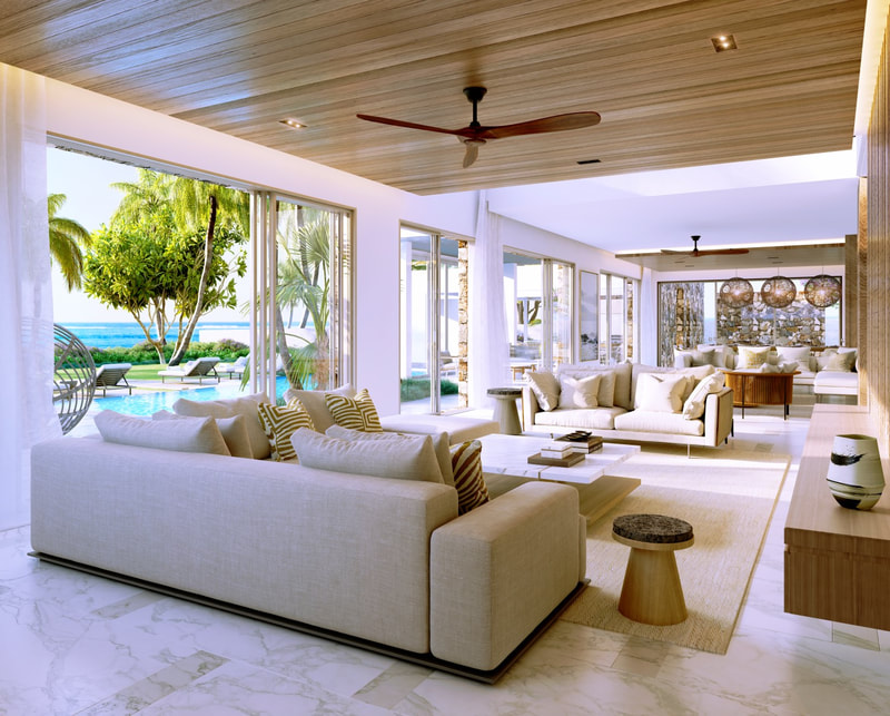 Open to HNW investors looking for serenity in premium private villas in Mauritius.